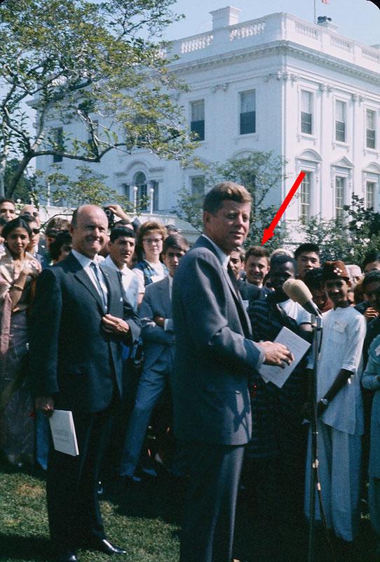 Wlodawer at White House