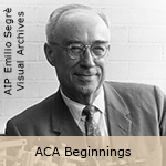 LINK: ACA Beginnings